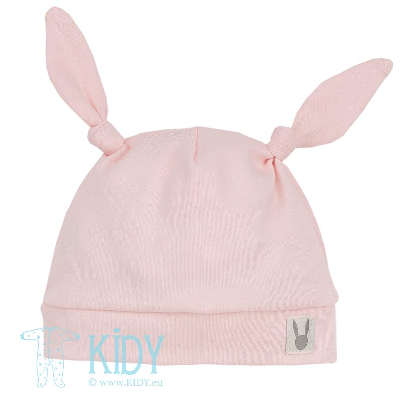 Rožinė kepurė COLETTE