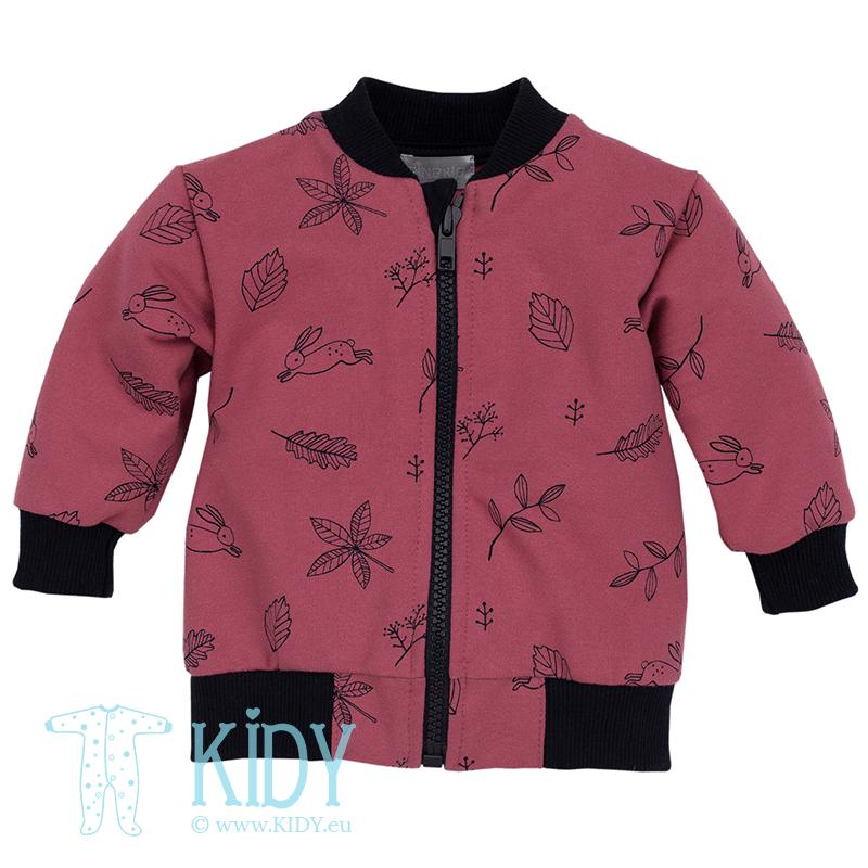Rožinis džemperis COLETTE