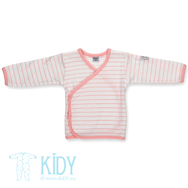 Pink easy shirt HAPPY KIDS (Pinokio)