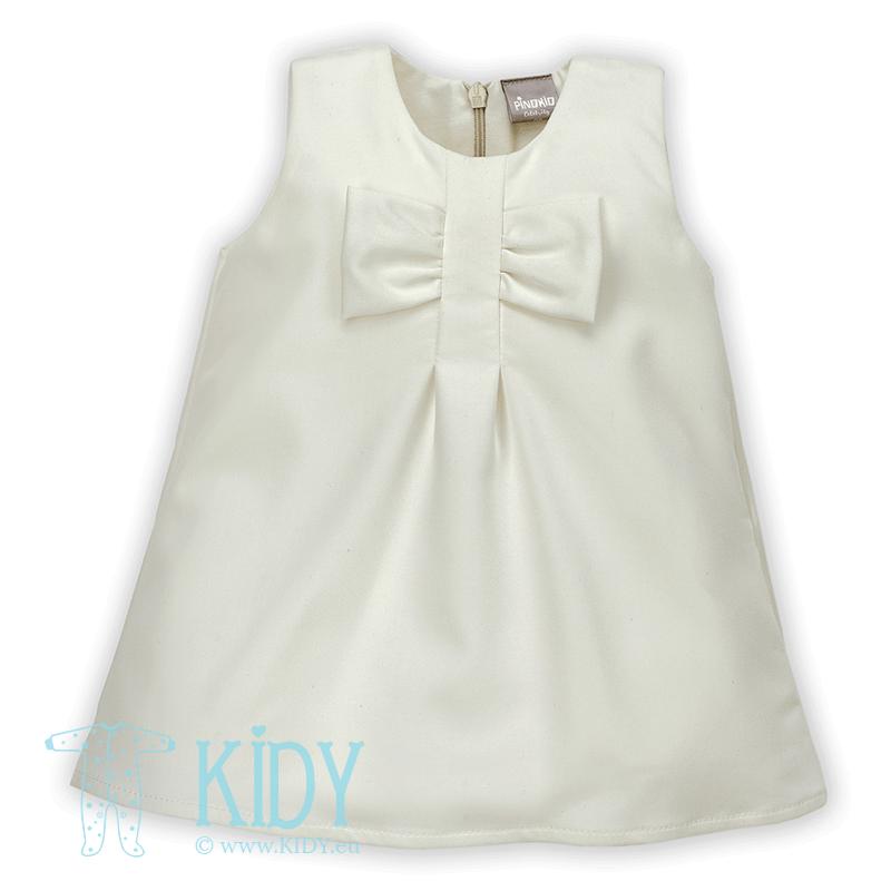 Кремовое нарядное платье CELEBRITY