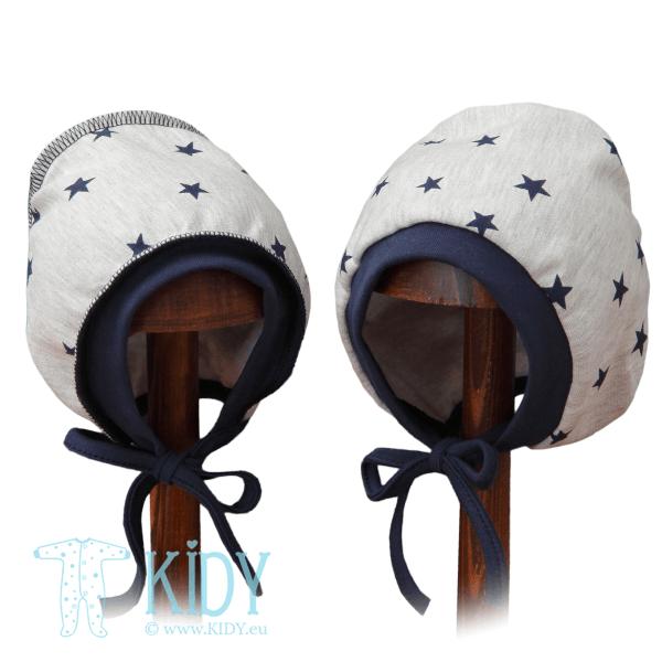 Grey PUNKY cap (Lorita)