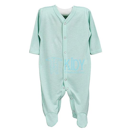 Žalias kombinezonas-pižama PIPSI KOALA