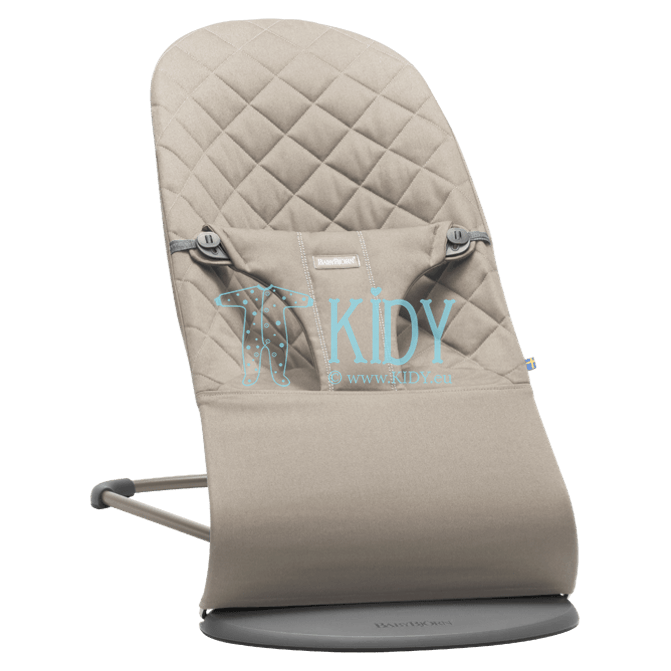 Bouncer Bliss Sand grey (BabyBjörn)