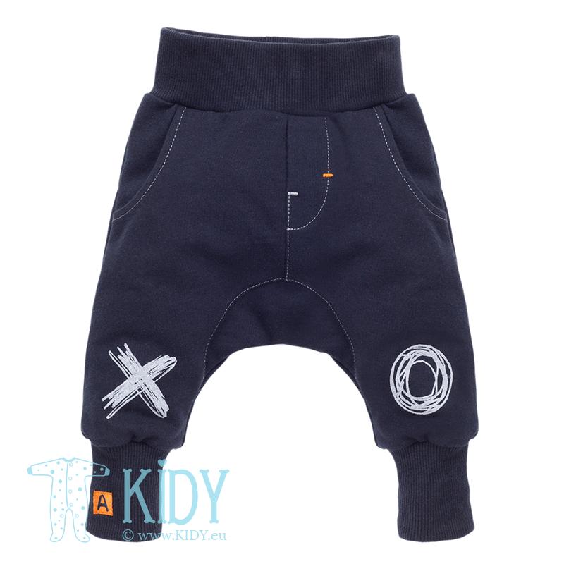 Navy XAVIER pants