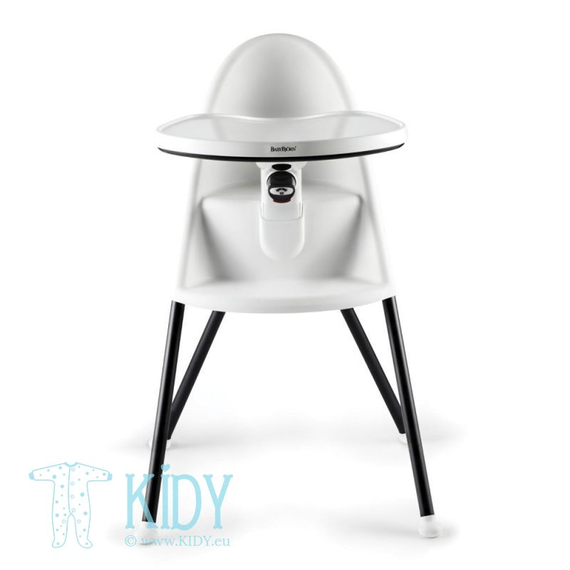 High feeding chair Appetite white