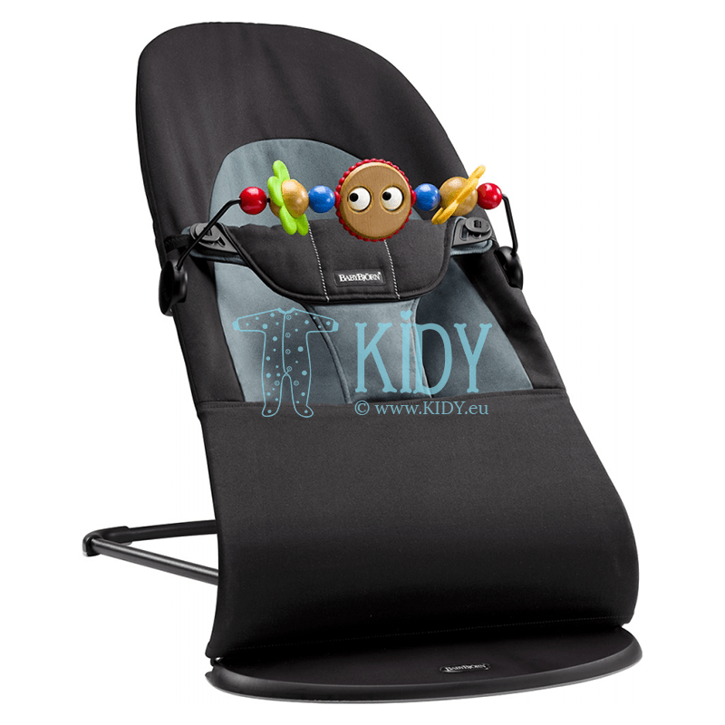 Gultukas Balance soft + medinis žaislas (BabyBjörn)