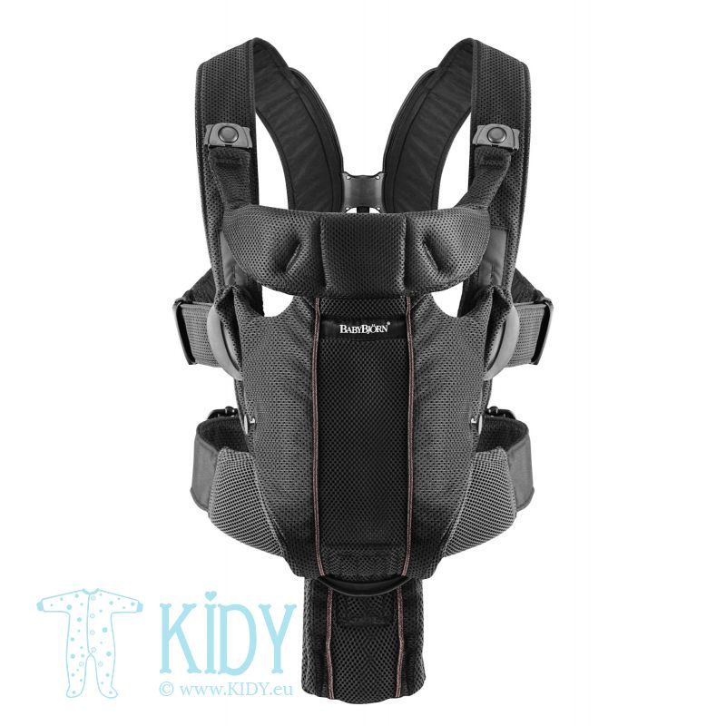 Baby carrier Miracle black