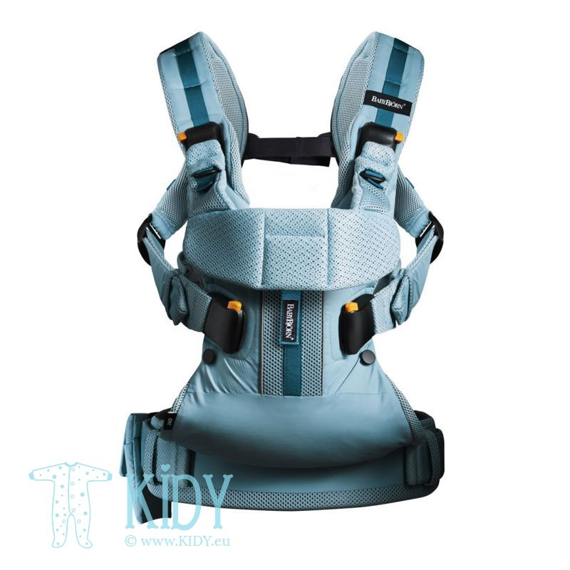 Baby Carrier One, Outdoors Turquoise