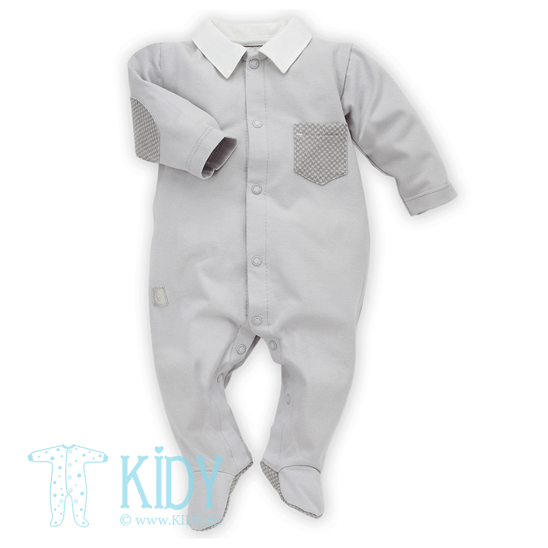 Grey sleepsuit CELEBRITY