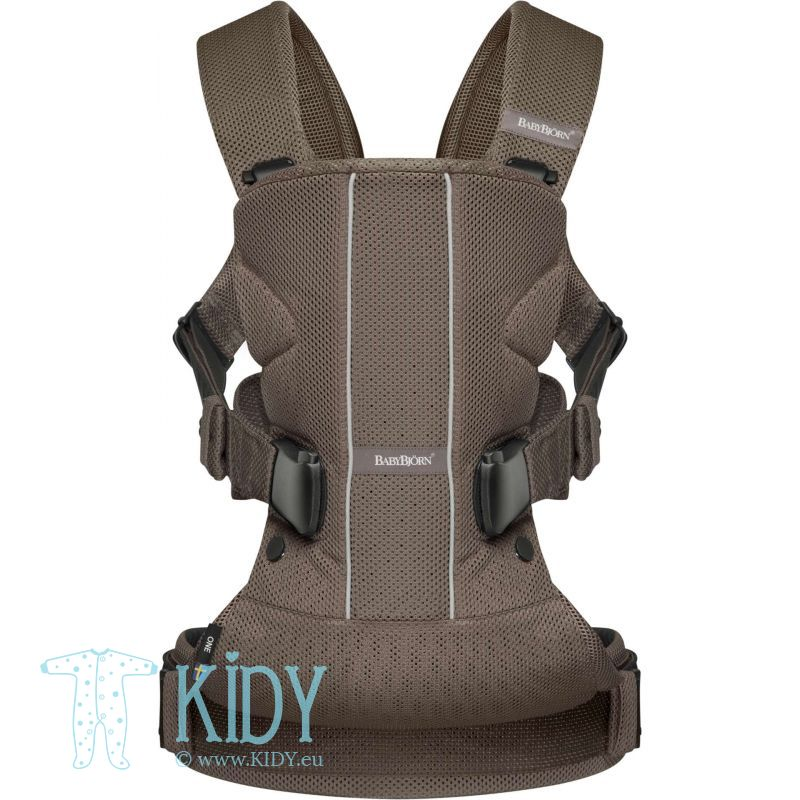 Baby carrier One Air, Cocoa, Mesh (BabyBjörn)