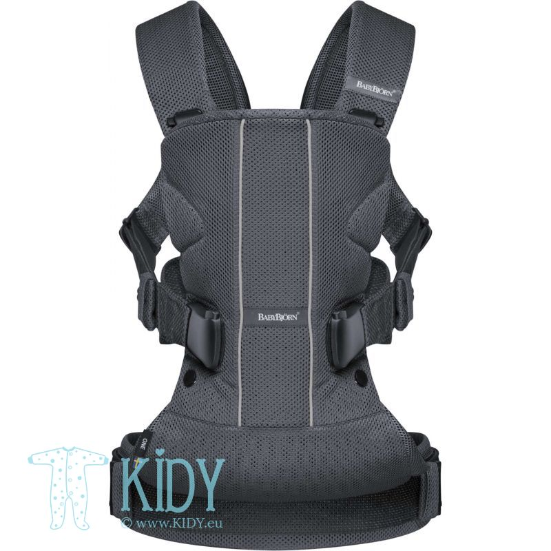Baby carrier One Air, Anthracite, Mesh