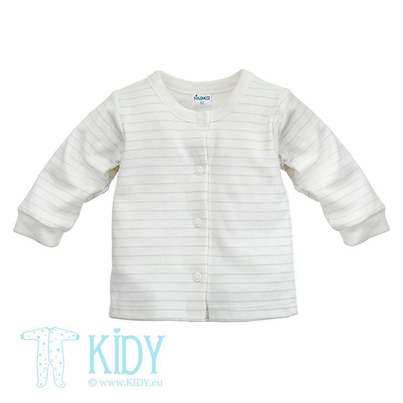 White WILD BOY jacket