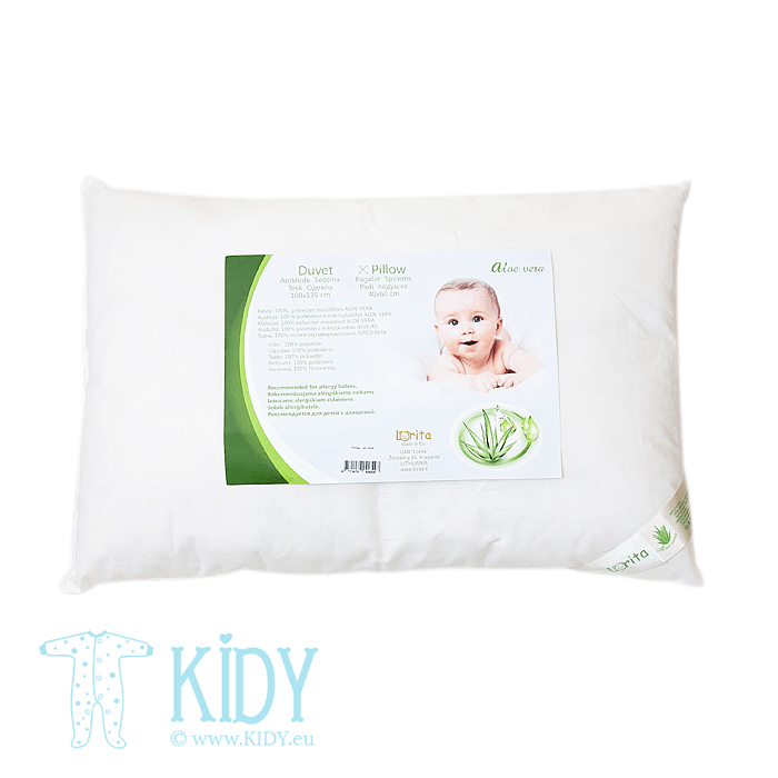 Thick ALOE VERA pillow