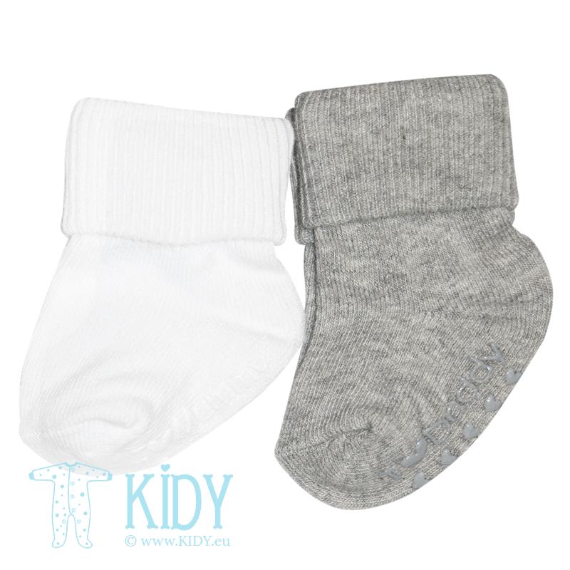 Kovos slydimo kojinytės ANTI SLIP: 2 poros