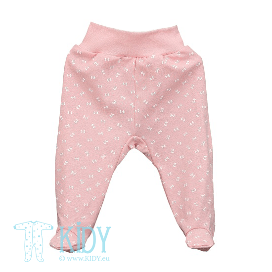 Pink footed pants LUCKY