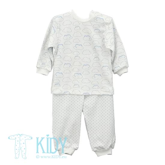 White pajamas PIKSY