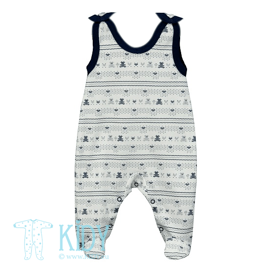 Navy PIKSY dungaree