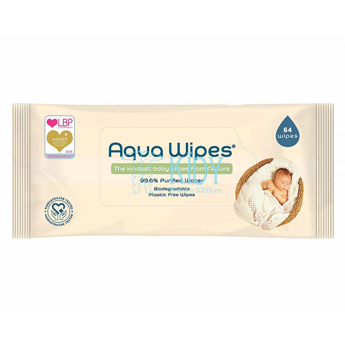 Baby wipes with Aloe Vera