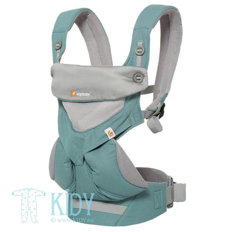 Baby carrier ALL POSITION 360 Cool Air Icy mint (ErgoBaby)