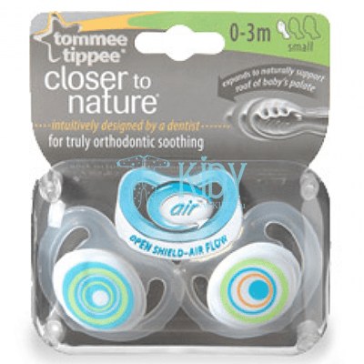 Soothers silicone C-AIR