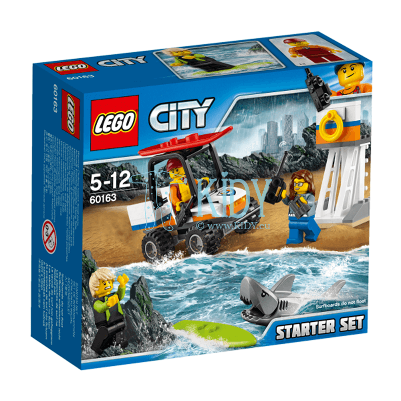 LEGO City Coast Guard Coast Guard Starter Set