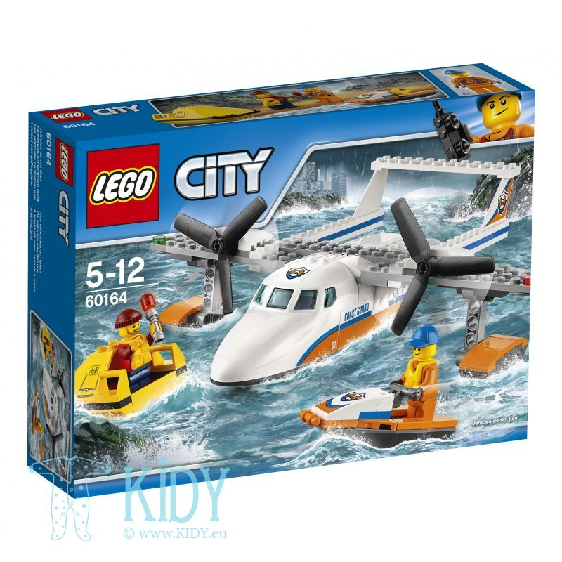 LEGO City Coast Guard Sea Rescue Plane (LEGO)