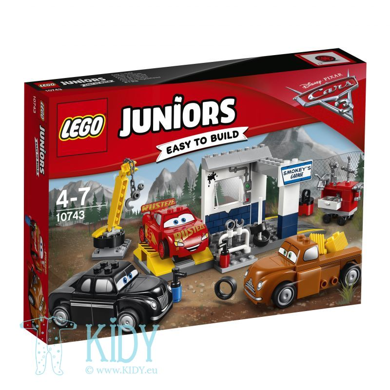 Гараж шерифа LEGO Juniors Smokey's Garage