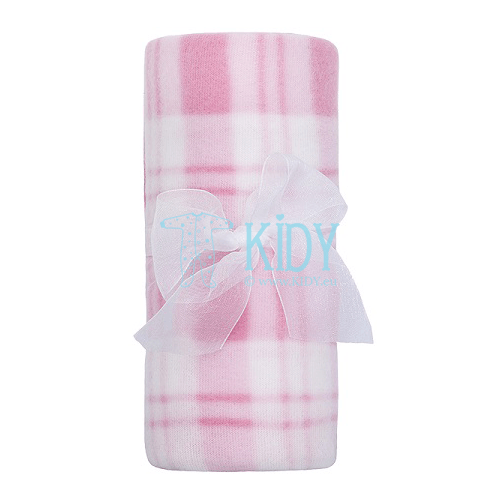 Pink SOFT blanket (Baby Town)