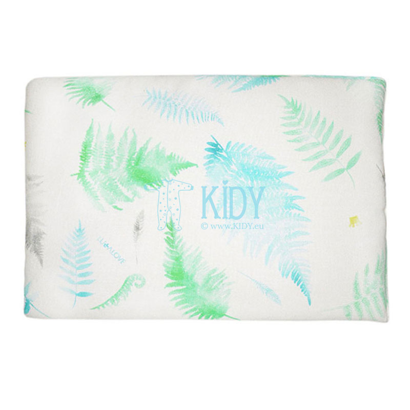 Mint PAPROCIE pillow (Lullalove)