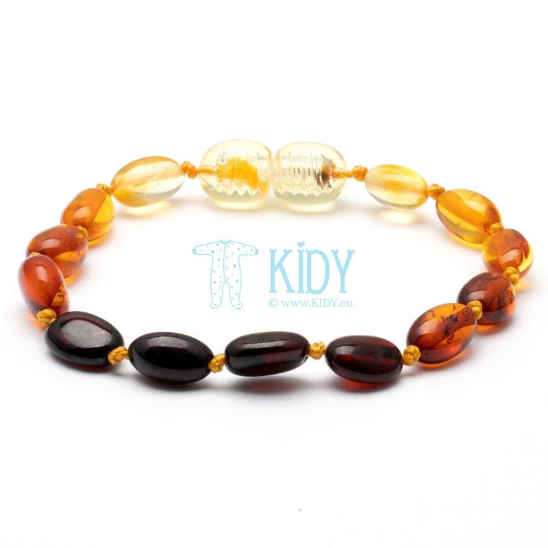 Amber MULTI bracelet (Baltic Amber)