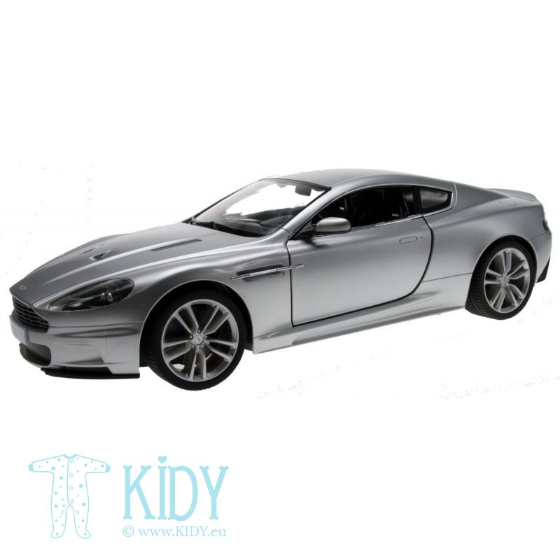 Radio controlled car (RC 1:24 Aston Martin DBS) (RASTAR)