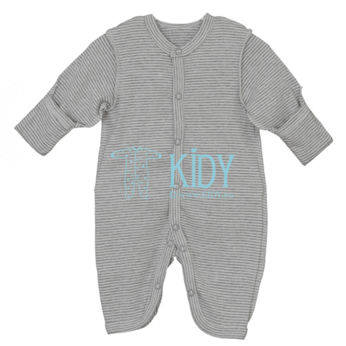 Grey ELEPHANT BOO BOO sleepsuit