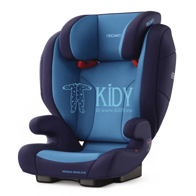 Car seat Monza Nova Evo Xenon Blue