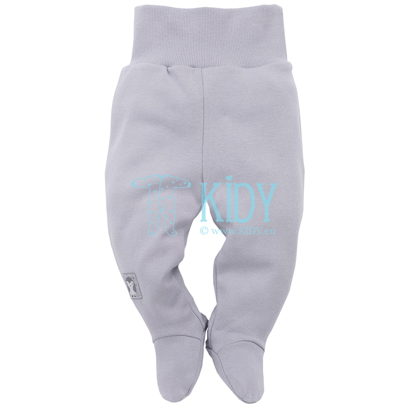 Grey MAGIC footed pants (Pinokio)
