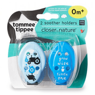 Soother holders