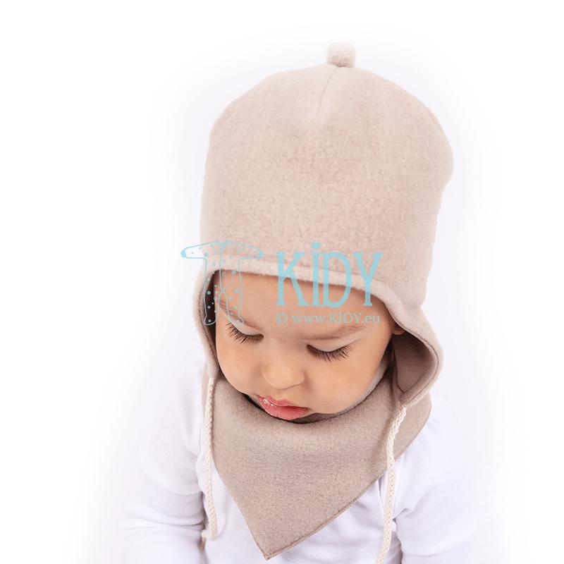 Rusva kepurė AVIUKAS (Flokati)