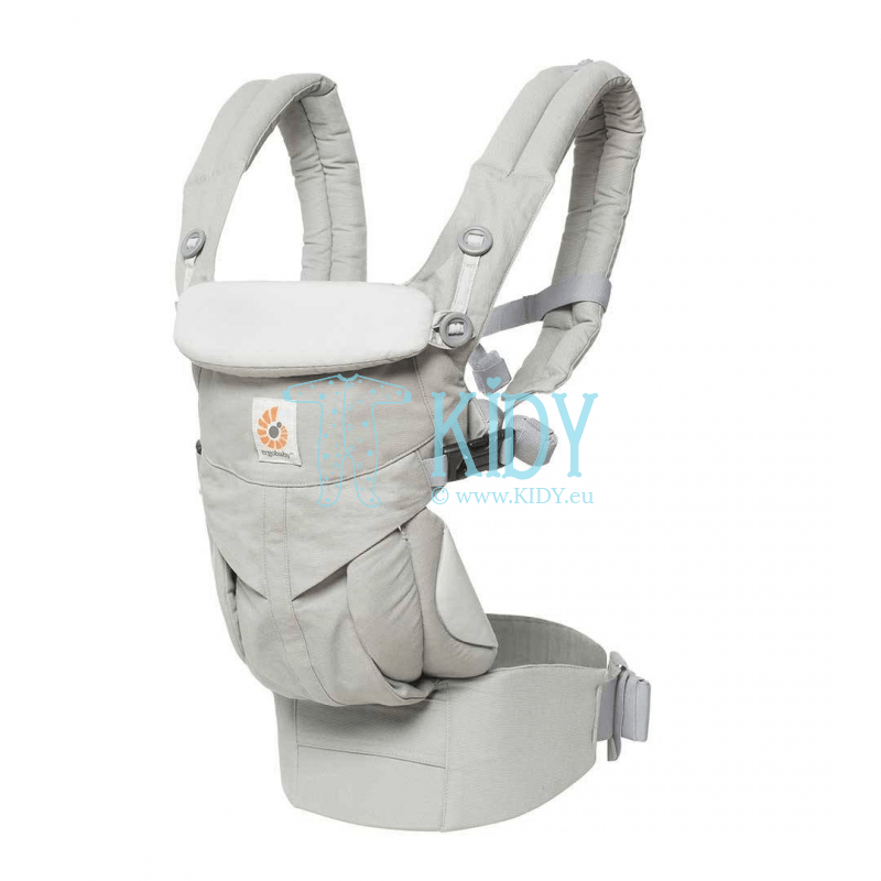 Baby carrier Omni 360 Pearl grey