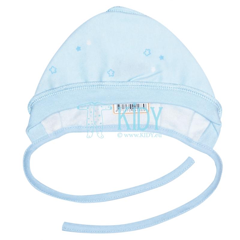 Голубая шапочка POPSI