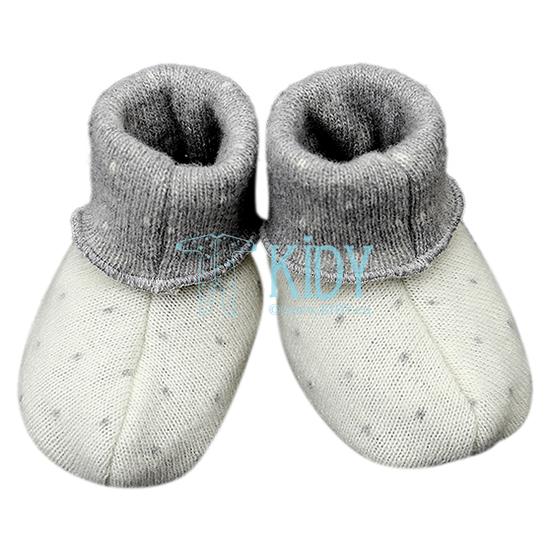 Merino wool LENNY booties