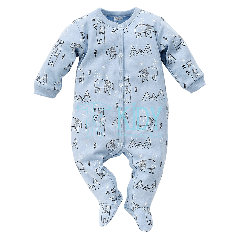 Blue NORTH sleepsuit (Pinokio)