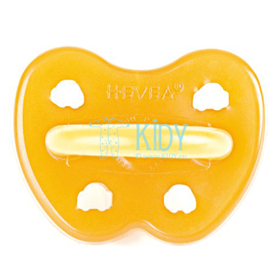 CAR natural rubber anatomical pacifier
