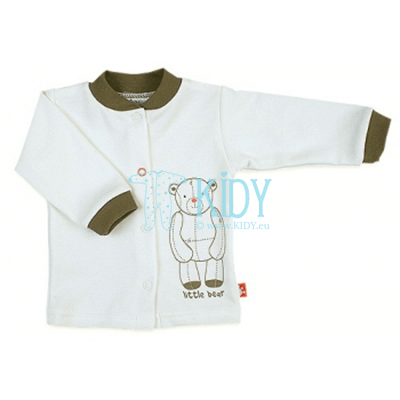 Ecru LITTLE BEAR shirt
