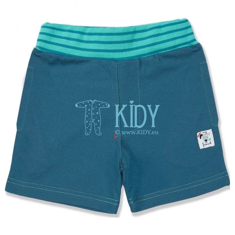 Blue and green BIKE shorts (Pinokio)