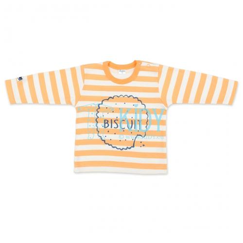 Oranžini marškinėliai GARCON