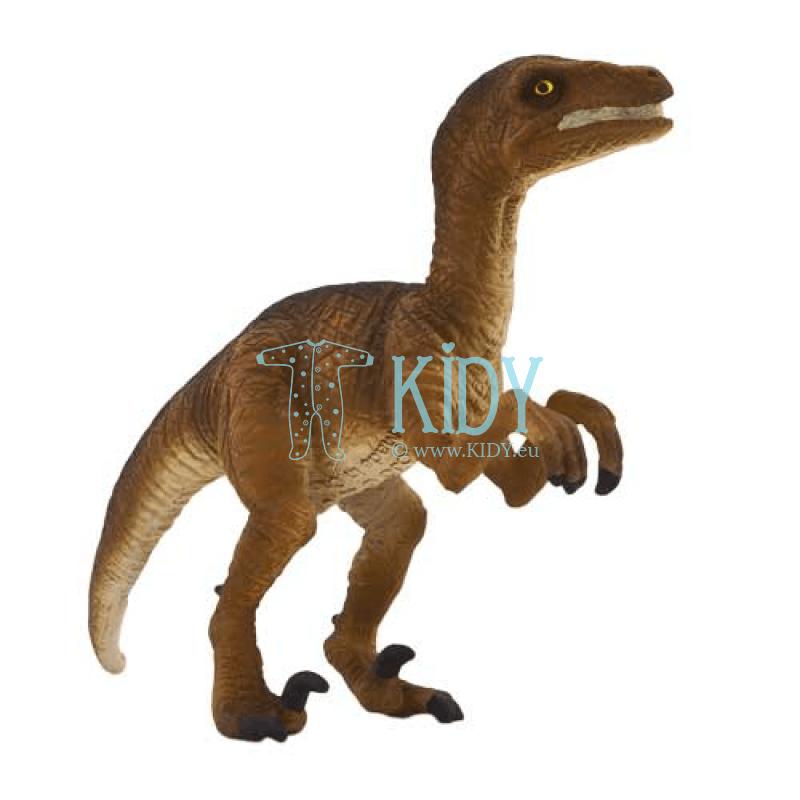 Figūrėlė stovintis Velociraptorius