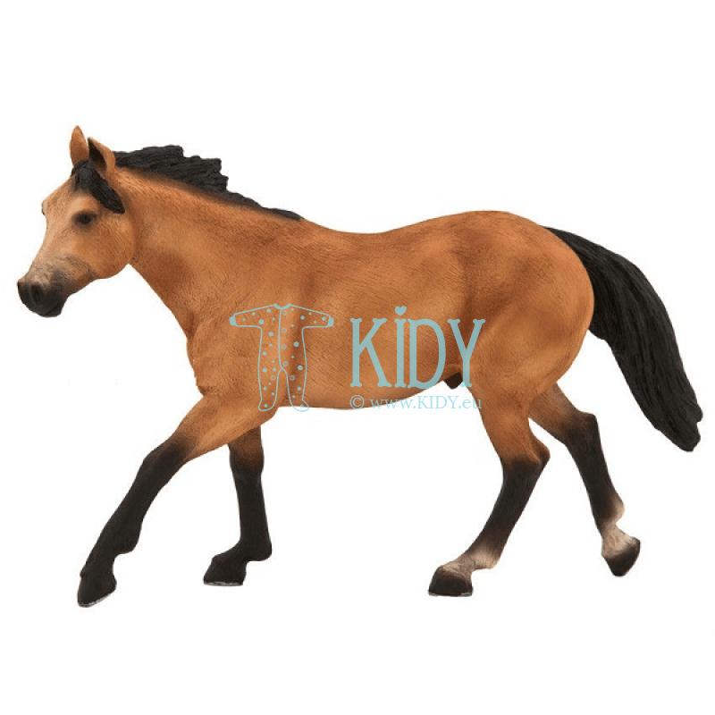 Figure Quarter Horse Buckskin (Mojo)