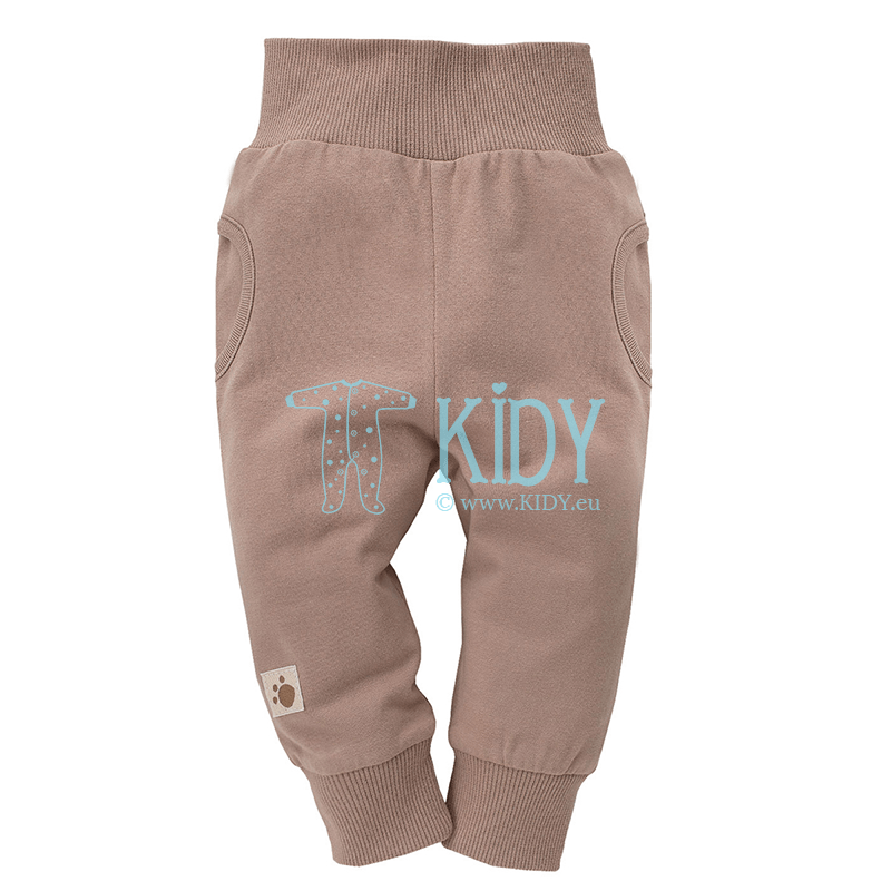 Brown TEDDY BEAR pants