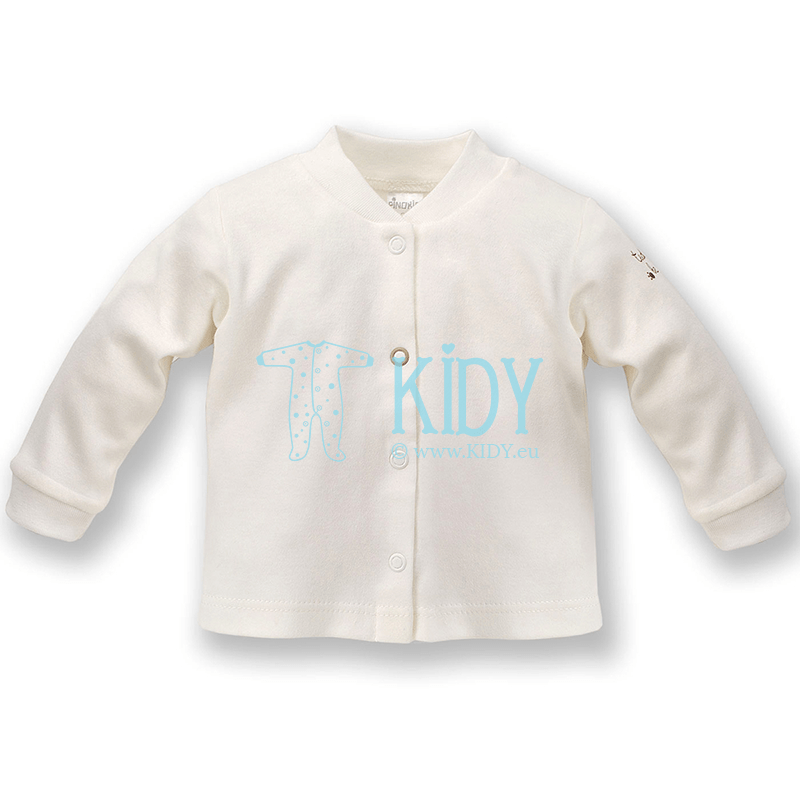 Ecru TEDDY BEAR shirt