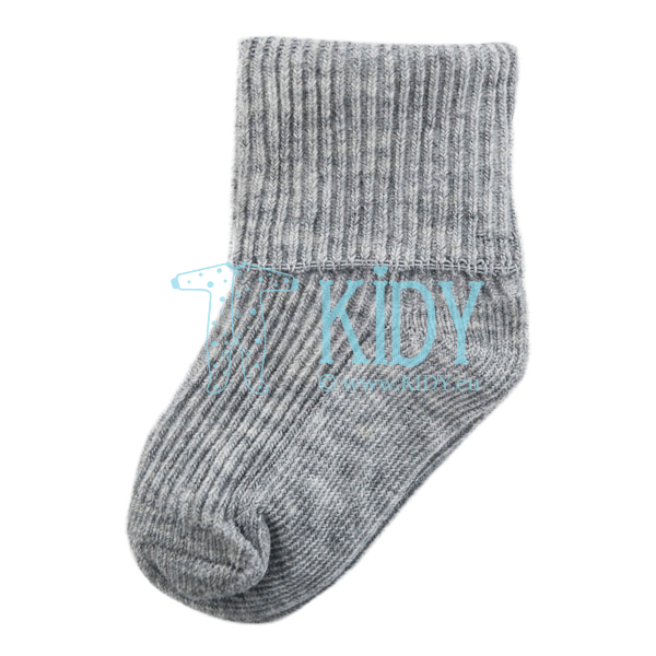 Grey PLAIN socks