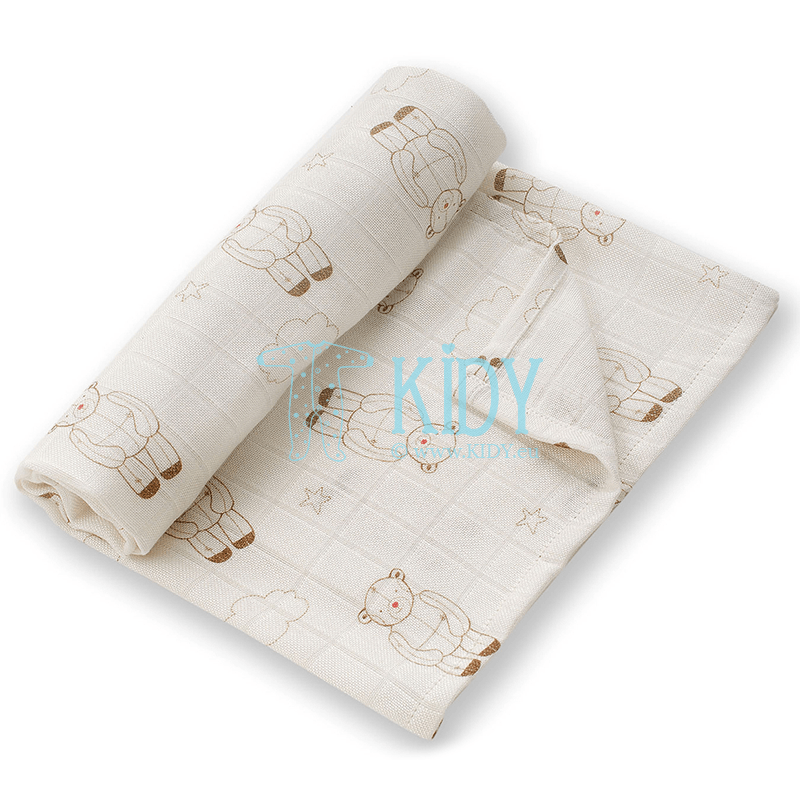 TEDDY BEAR bamboo cover